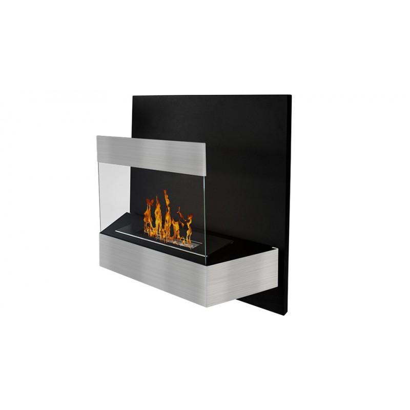 chemin e kaleos avec bruleur ethanol 3kw. Black Bedroom Furniture Sets. Home Design Ideas