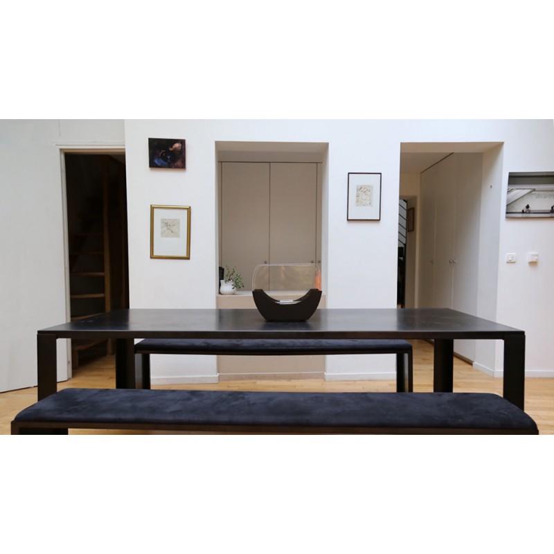 petite chemin e bio de table chlo. Black Bedroom Furniture Sets. Home Design Ideas