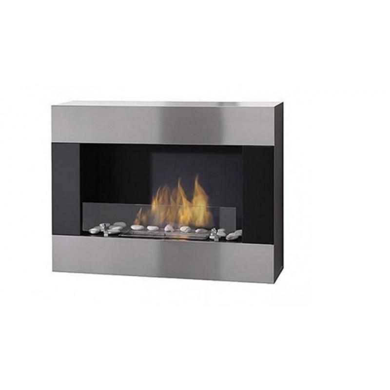 cheminee ethanol 3kw acier et inox glamfire. Black Bedroom Furniture Sets. Home Design Ideas
