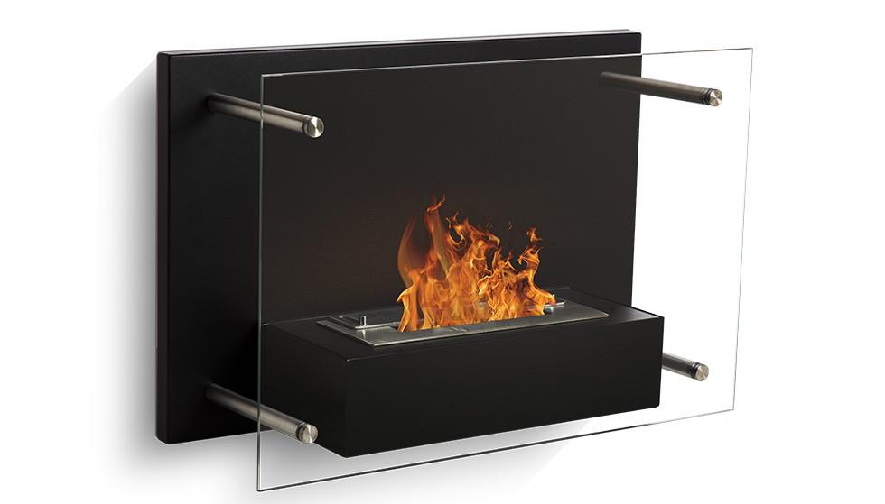 Cheminée ethanol Fireglass